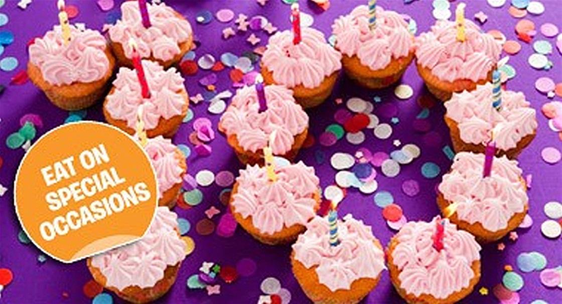 Pink Party Cupcake Recipe!