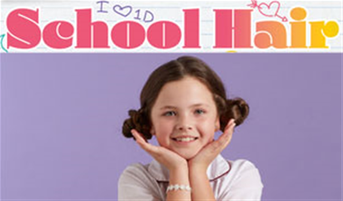 How To: School Hair Styles