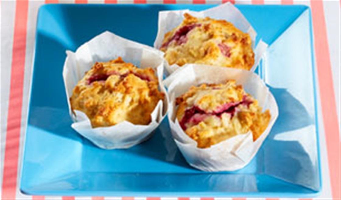 Secret Oat Muffins Recipe