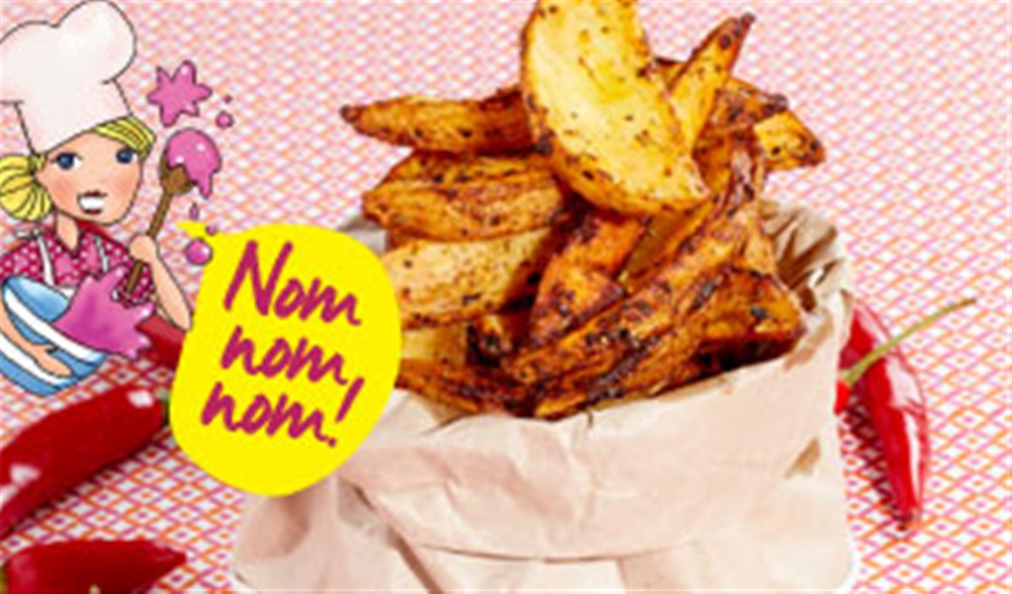 Party Recipes: Shaker Wedges