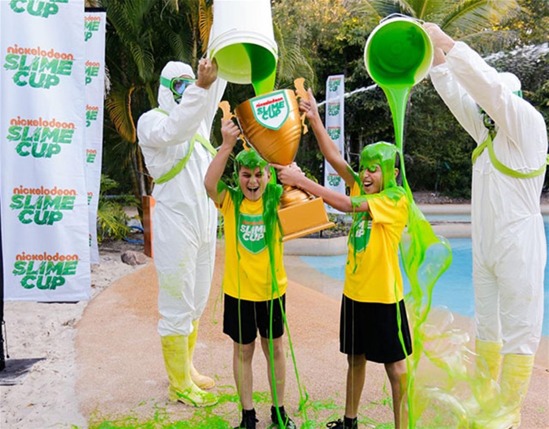 Nickelodeon's Slime Cup Returns in 2017!