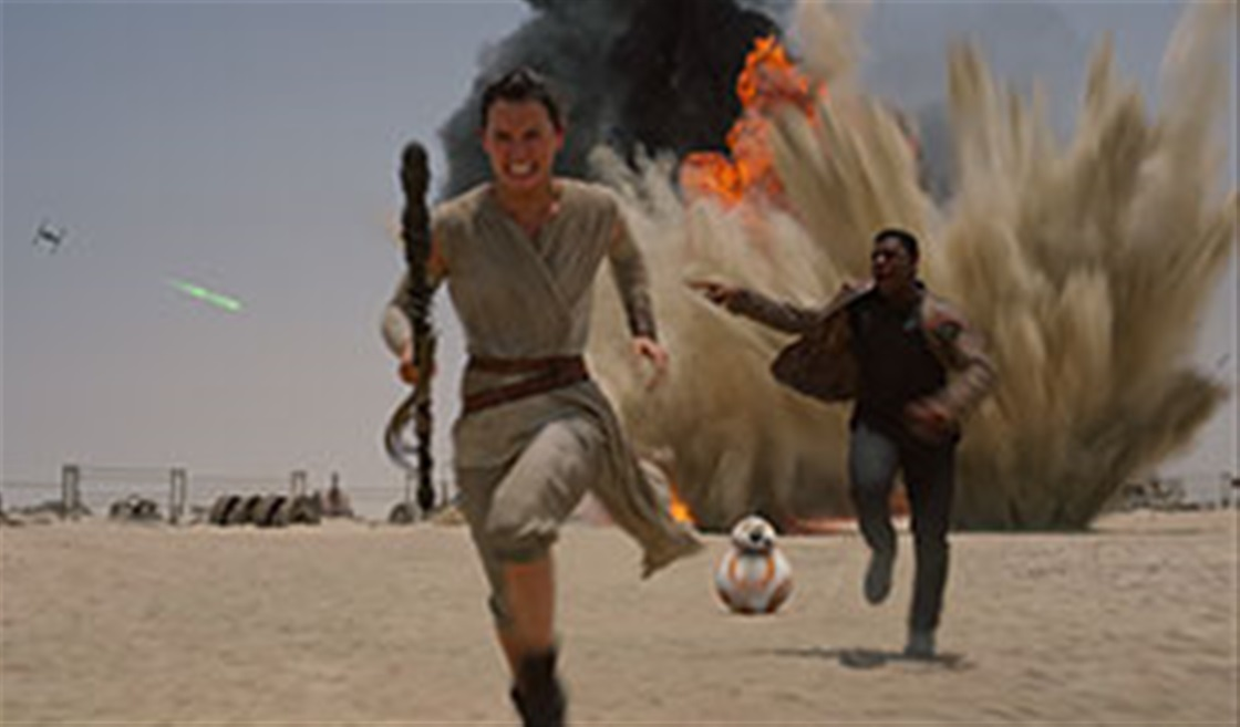 Which Star of Star Wars Are You?