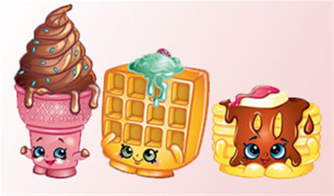 Which Sweet Treats Shopkin Are You?