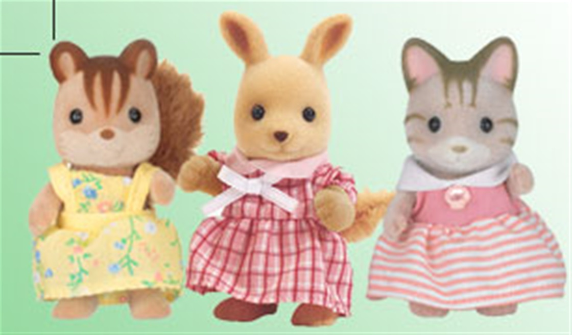 Which Sylvanian Families Girl Are You?