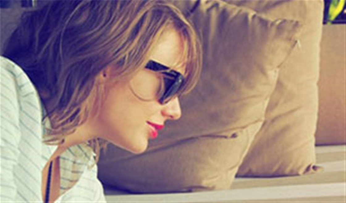 Guess Who Taylor Swift Met!