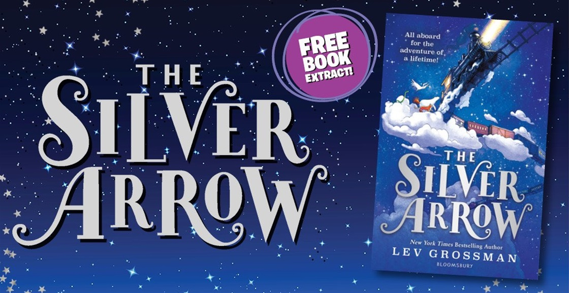 The Silver Arrow: Free Book Extract