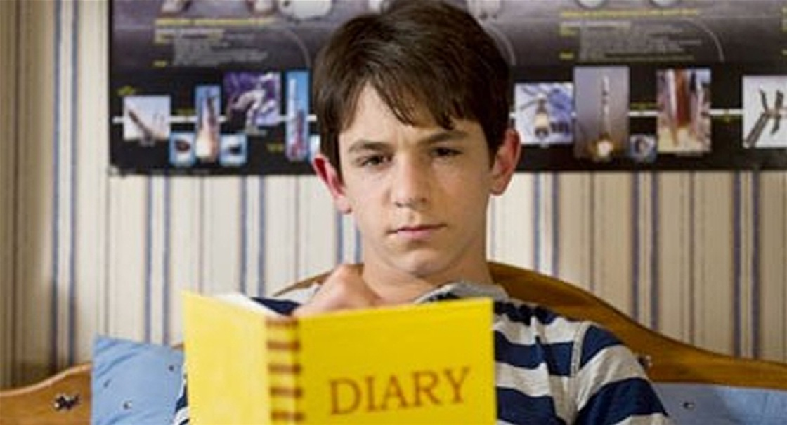 Diary of A Wimpy Kid Review
