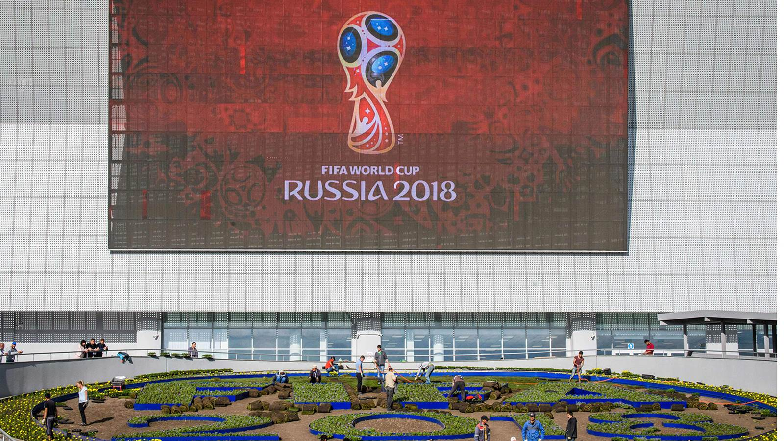 Rental Cost in Saransk Decreases Right Before the FIFA World Cup - Official