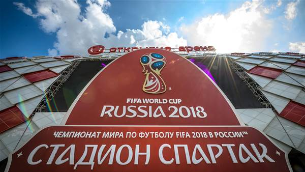 Records Broken at World Cup in Russia as Attendance Neared 100% - Deputy Prime Minister