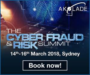 The Australian Cyber, Fraud and Risk Summit