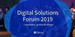 Liferay Digital Solutions Forum