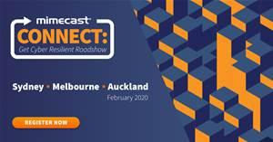 Mimecast Connect Roadshow Sydney