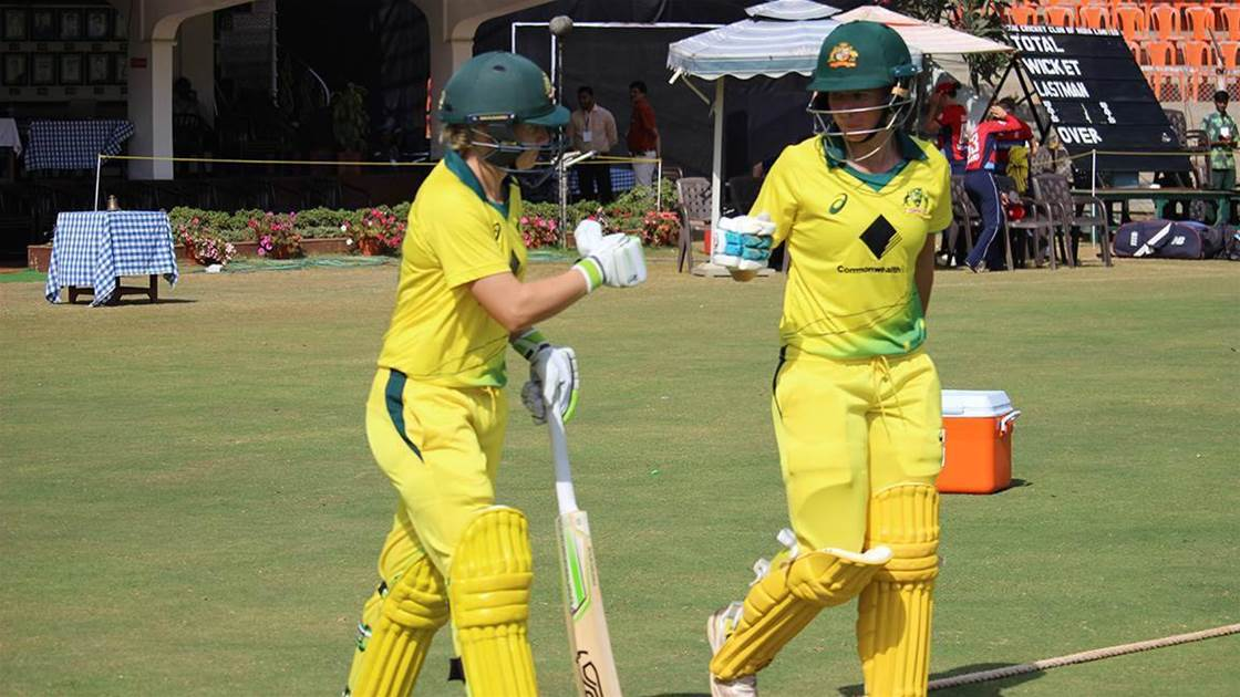 Southern Stars Playing Their Own Brand Of Cricket - Cricket - The Womens Game - For -9319