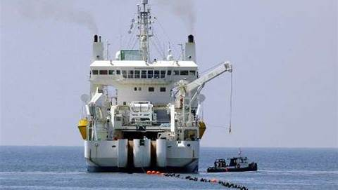 Photos 93m Sydney To Nz Undersea Cable Telco Isp Itnews