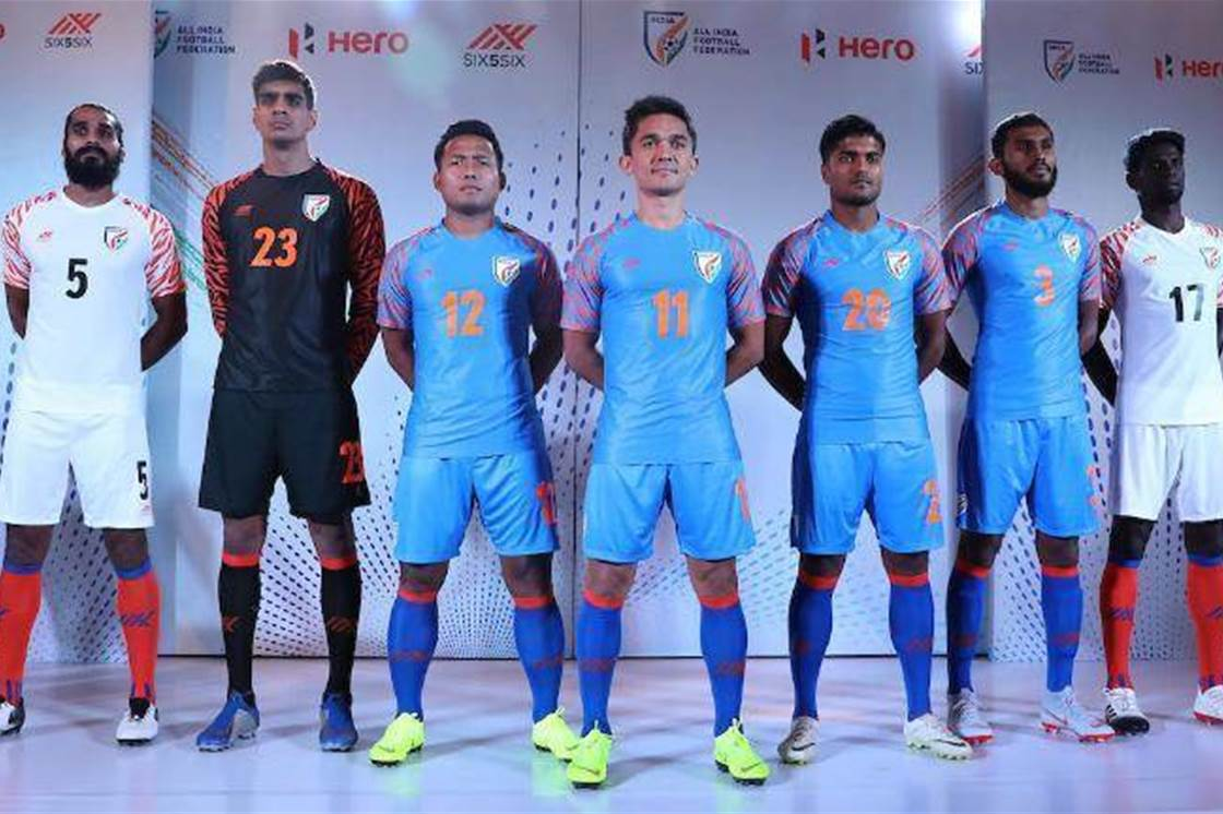 Team India Unveils Nike's New Cricket Kit for One Day
