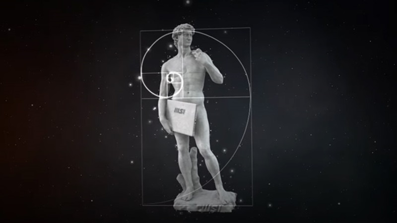 MSIology: Tech meets Aesthetic Peek