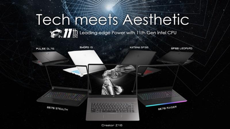 Tech meets Aesthetic