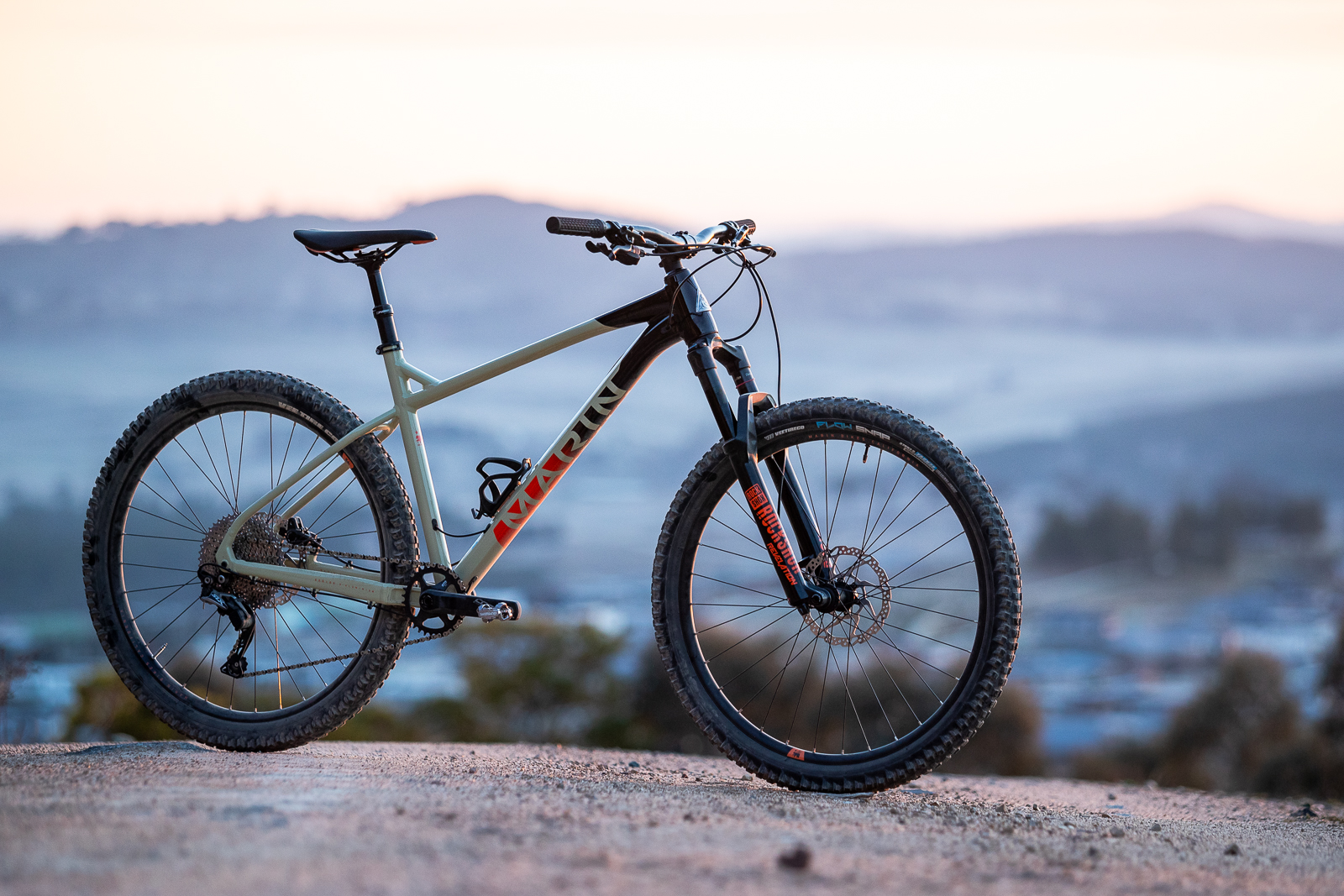 Buying direct: Unboxing the Marin San Quentin 3