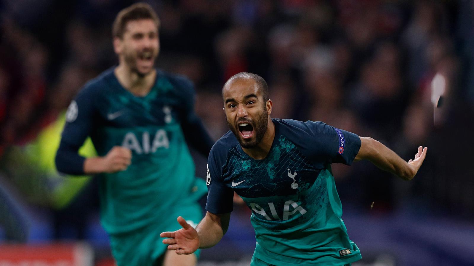 Watch! Spurs epic win over Ajax