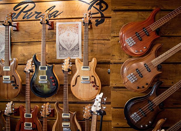 aPurla Handcrafted Guitars
