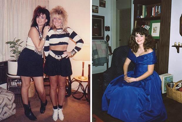 80s teenage fashion 1