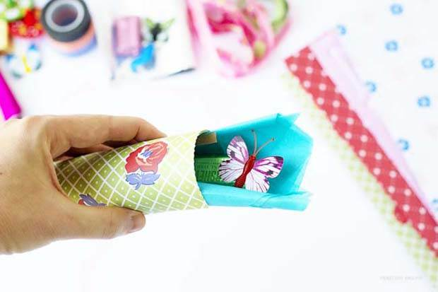 DIY Frankie Gift Wrap Bon Bons by Penelope and Pip Step 4 Part 3