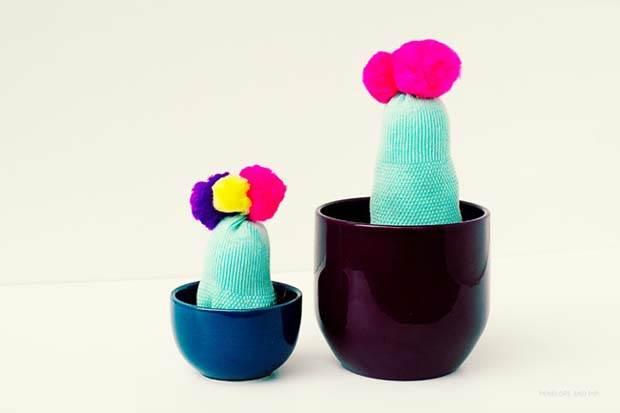 Sock Cactus FInished 4