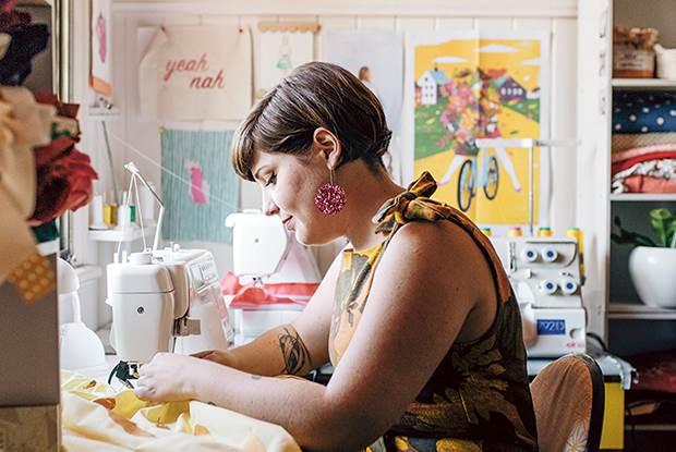 Brisbane Finders Keepers Designer Alice Nightingale On The Benefits Of Handmade Craft Frankie Magazine Australian Fashion Magazine Online