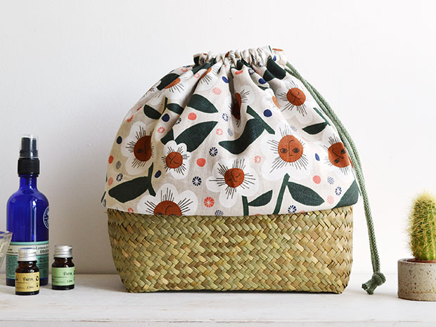 basket bag diy at the end