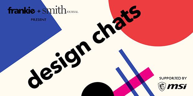 design chats inside blog frnakie