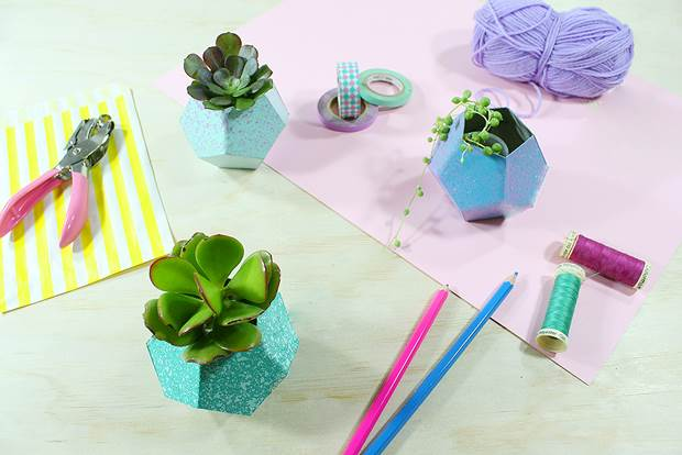 desk planter 10