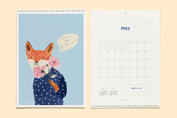 diary and calendar on sale frankie inside 5