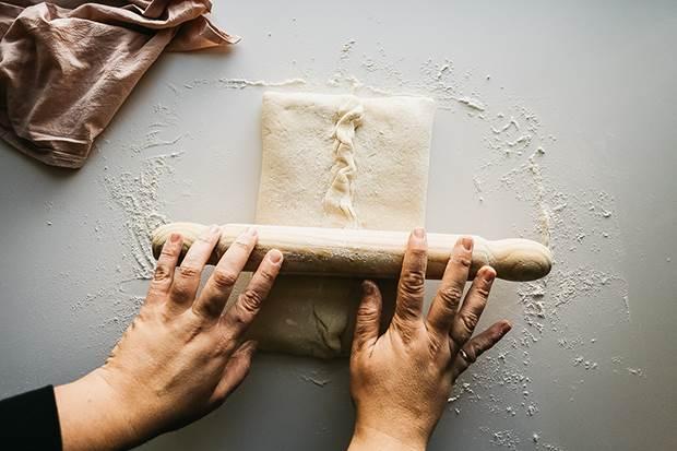 diy croissants 16