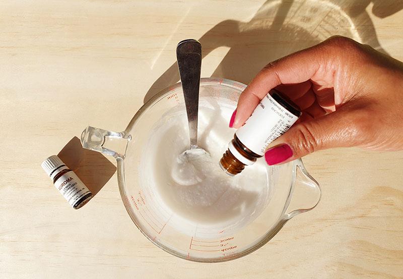 frankie exclusive diy natural cleaning paste ingredients step 2