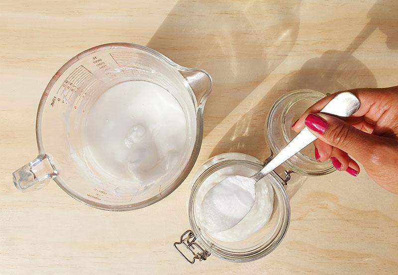 frankie exclusive diy natural cleaning paste ingredients step 3
