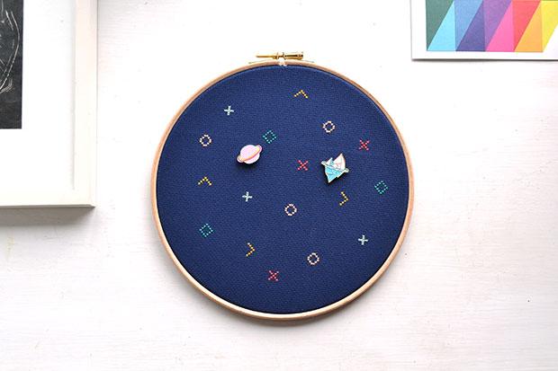frankie exlusive diy embroidery hoop pin board 8