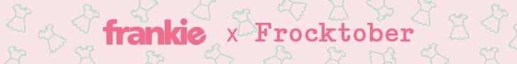 frankie x frocktober