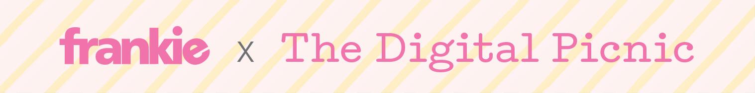 frankie x the digital picnic DINKUS