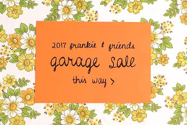 garage sale trail 1
