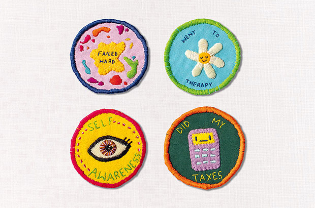 girl guide patches we really need frankie 92
