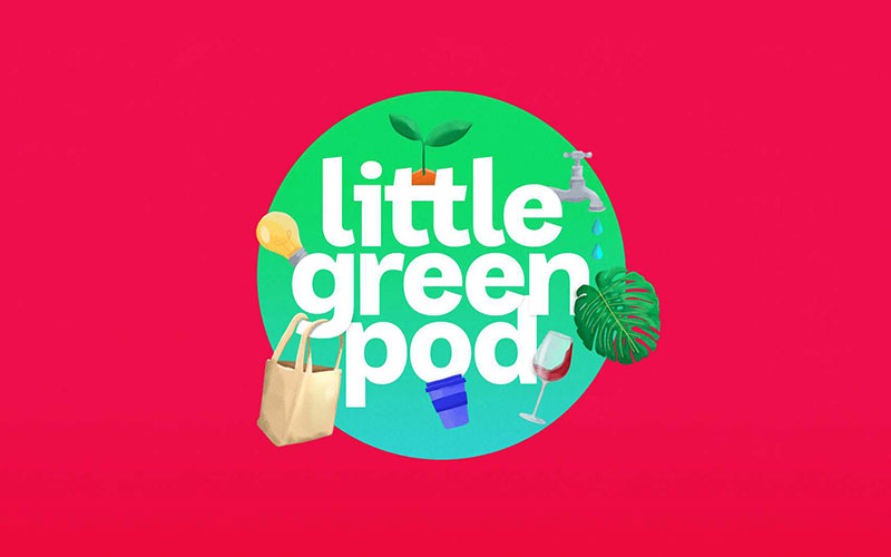 little green pod abc sustainable podcasts frankie