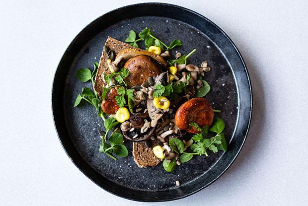 mushroom toast frankie inside 2