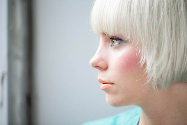 pastel makeup 1