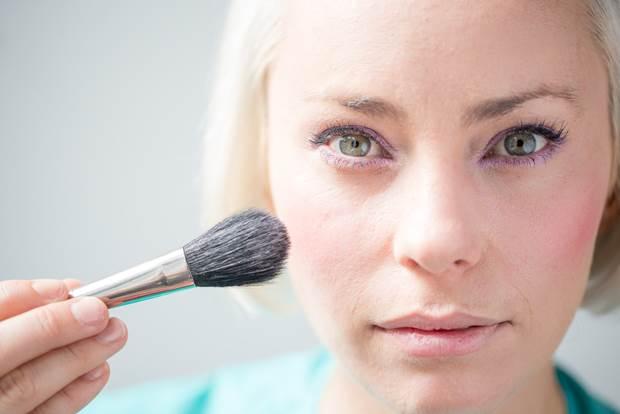pastel makeup 4