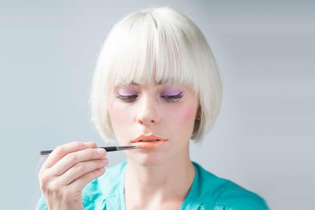 pastel makeup 5