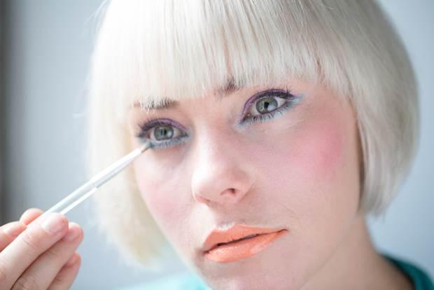 pastel makeup 6