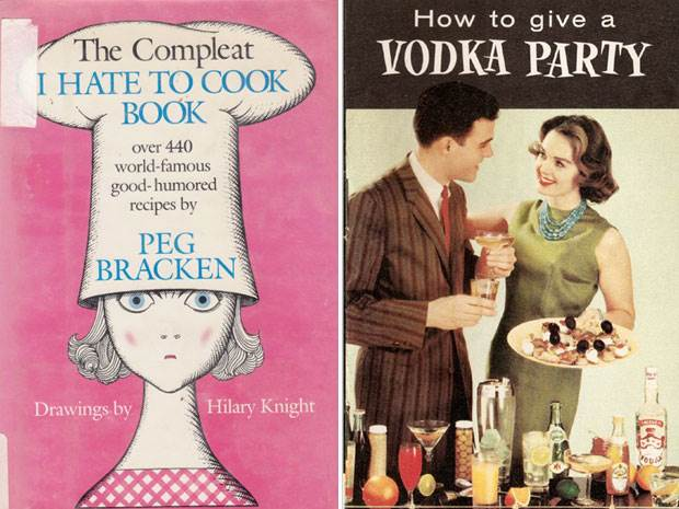 retro cookbooks 2