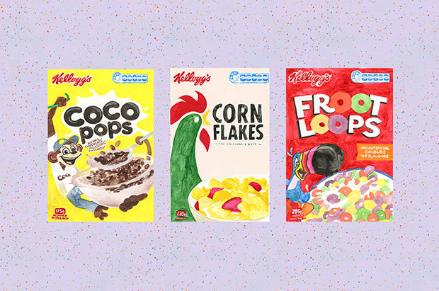 road test frankie 91 breakfast cereals