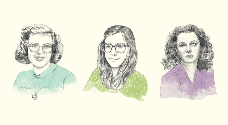 six women who changed the course of technology history frankie 1