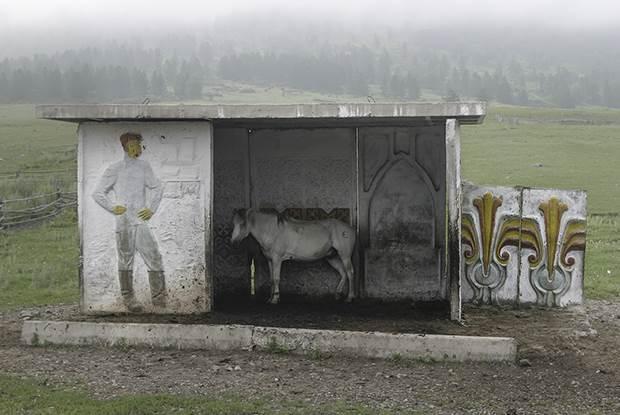 soviet bus stops 1